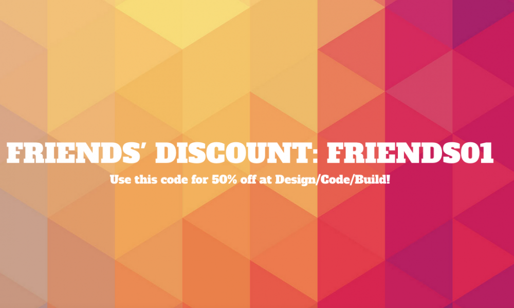 The FRIENDS Discount
