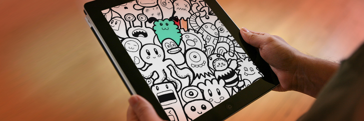 Code Your Own Digital Coloring Book