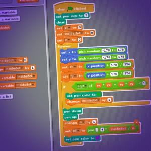 Scratch Hackathon at Design/Code/Build